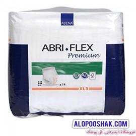 پوشک بزرگسال شورتی ابریفلکس سایز خیلی بزرگ abriflex xl3