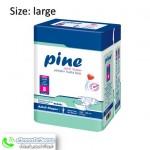 پوشک بزرگسال شورتی پاین سایز لارج pine large